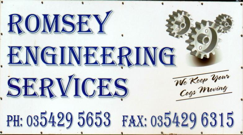 On Course - Romsey Engineering
